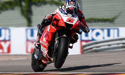 Johann Zarco Raih Pole Position MotoGP Jerman 2021