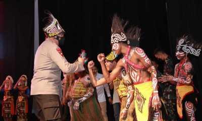 Mahasiswa Papua di Lombok, Peringati Hari Lahirnya Pancasila di Hadiri Kapolda NTB dan Danrem 162/WB