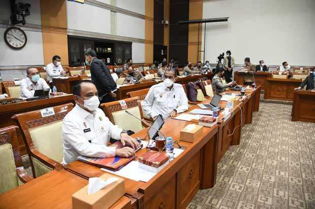 Kemenkumham Minta Anggaran Ke DPR Rp55 Miliar untuk Bantuan Hukum Masyarakat Miskin