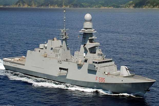 Kemhan Pesan 8 Kapal Perang Jenis Frigate Dari Fincantieri Italia