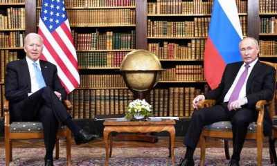 Biden-Putin Gelar KTT Khusus di Jenewa Swiss