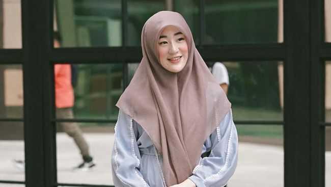 Sah, Larissa Chou Jadi Janda Cantik dengan Satu Anak