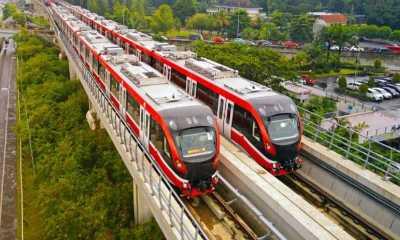 Tingkatkan Operasional, Menhub Klaim LRT Jabodebek Bisa Angkut 800 Ribu Orang per Hari