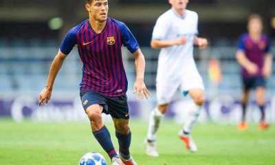 Tottenham Incar Pemain Muda Barcelona