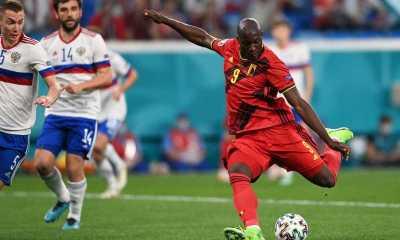 Brace Lukaku, Bawa Belgia Lumat Rusia 3-0