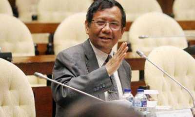 Menkopolhukam Minta ke DPR RI Pagu 2022 Ditambah Rp60 Miliar untuk 15 Kegiatan