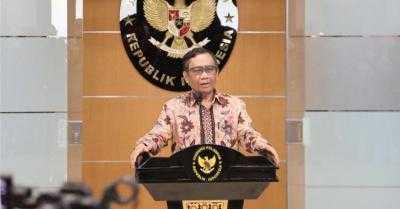 Mahfud MD Dukung Usulan Dewan Pers Terkait Aturan Platform Digital