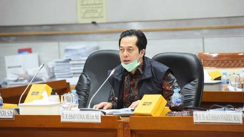 Saksi: Ihsan Yunus Dapat Proyek Penanganan COVID-19 di Kemensos Senilai Rp54.43 Miliar