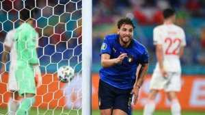 Resmi, Juve Dapat Gelandang Timnas Italia Manuel Locatelli