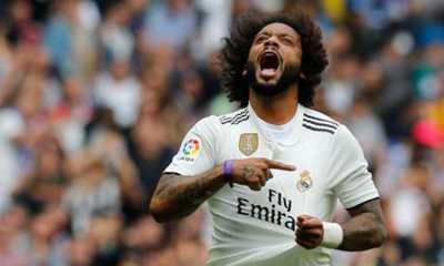 Everton dan Leeds Berebut Dapatkan Marcelo dari Madrid