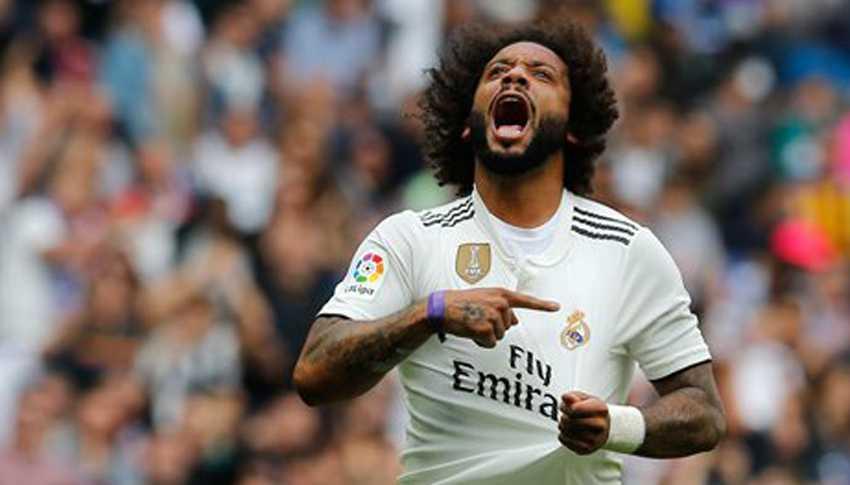 Dijual Real Madrid, Marcelo Jadi Incaran Everton dan Leeds