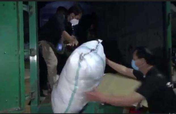BNPP Bali Tangkap Mobil Boks Ekspedisi bawa Ganja 44 Kilo