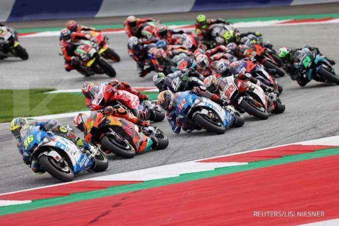 Sadari Ada Perubahan Generasi di Ajang MotoGP, Marquez Bakal Pensiun?