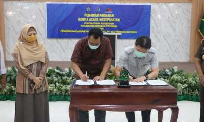 Pemprov NTB Tandatangani Kesepakatan Addendum dengan PT GTI