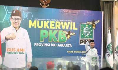 Gus AMI Targetkan PKB Jakarta Dapat 10 Kursi di Pemilu 2024