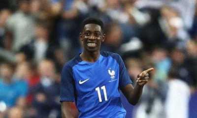 Ousmane Dembele Dicoret Timnas Prancis dari Skuad Euro 2020