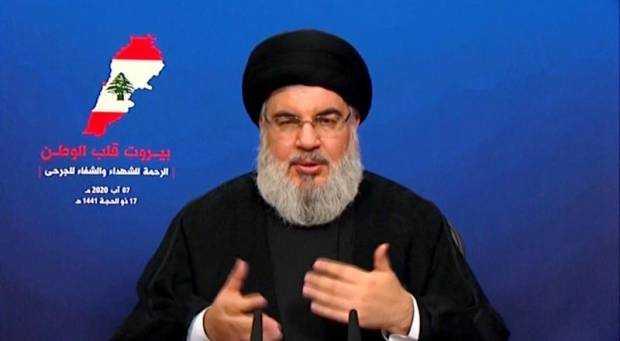 Pemimpin Hizbullah Sayyed Hassan Berjanji Akan Impor Bahan Bakar Iran