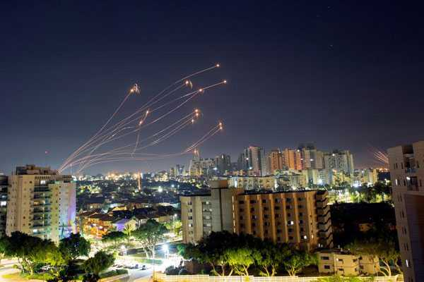 Pengamat: Iron Dome Penghambat Pembicaraan Damai Israel-Palestina