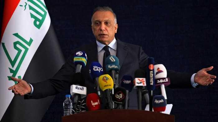 Irak Sebut Serangan Udara Amerika ke Milisi Iran Pelanggaran Kedaulatan