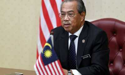 PM Malaysia Umumkan Rencana Pemulihan Negara