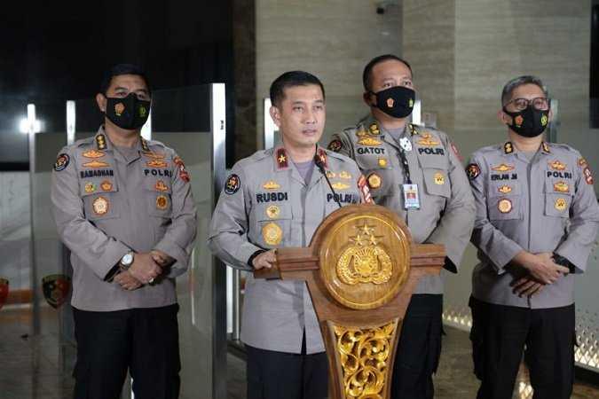 Mabes Polri Bantah Adanya Kasus Salah Tangkap Terduga Teroris di Riau