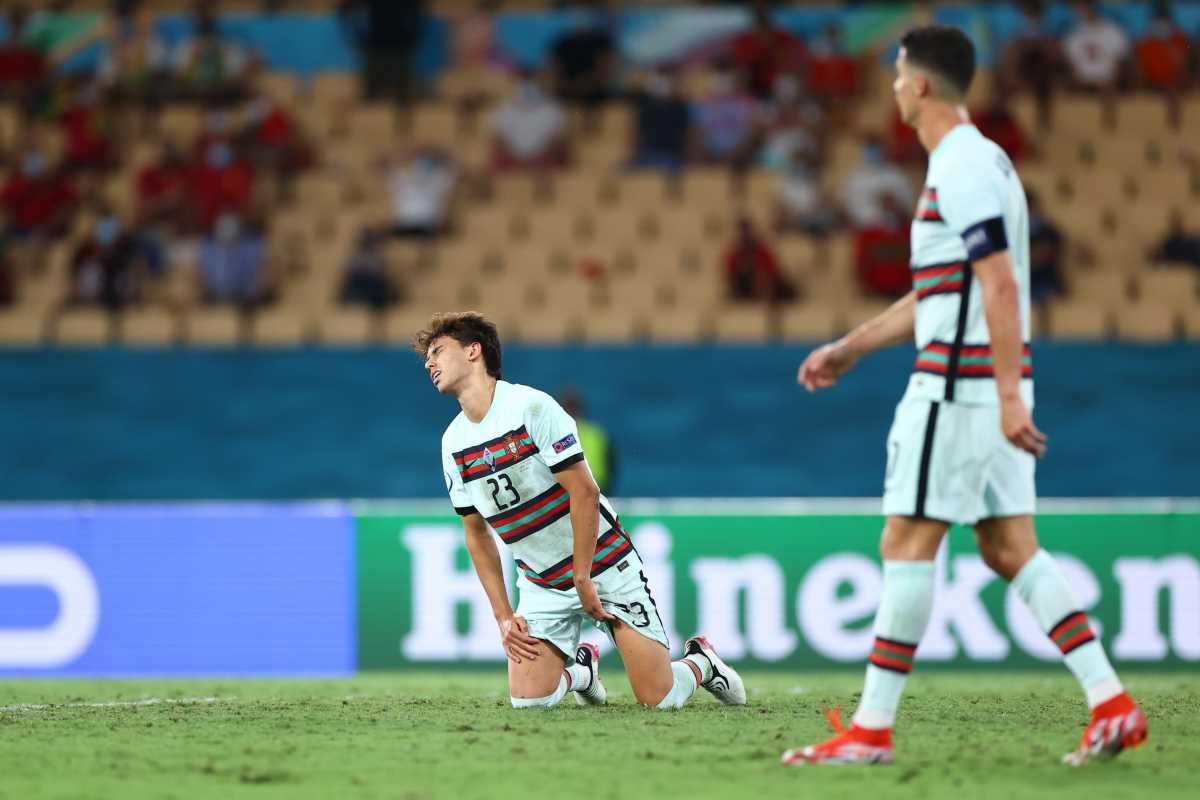 Kalah Tipis Dari Belgia, Portugal Susul Belanda Angkat Koper dari Euro 2020