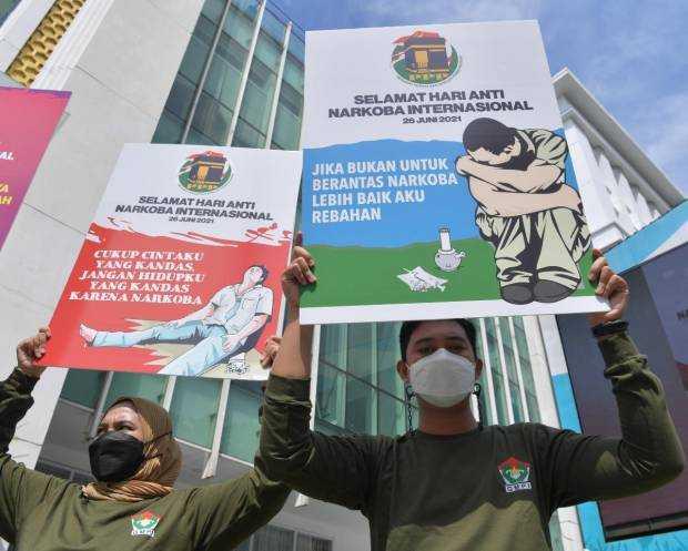 PPP Minta Pemerintah Agar Tidak Kendor Perangi Narkoba di Tengah Pandemi Covid-19