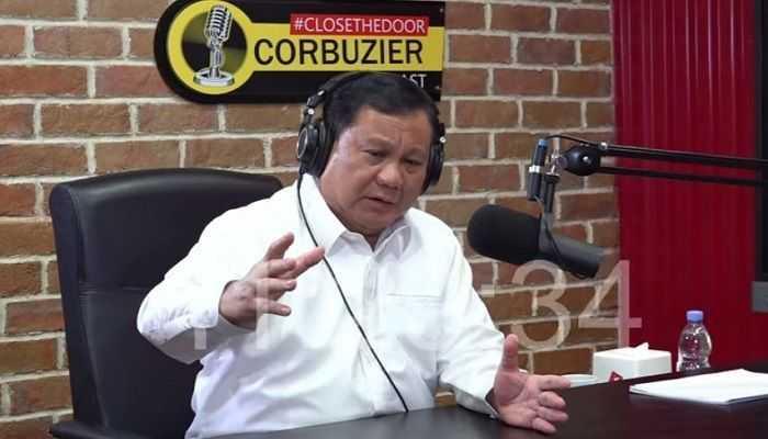Prabowo Masih Ngarep Jadi Capres di 2024