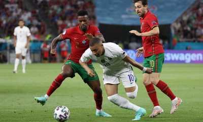 Tahan Imbang Prancis, Portugal Lolos ke 16 Besar Euro