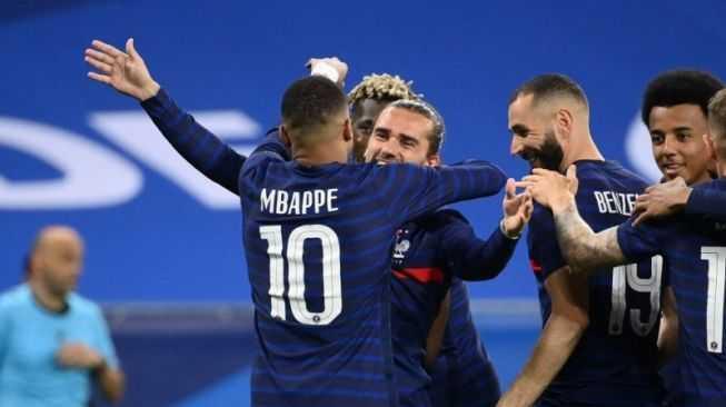 Prancis Menang Tipis 1-0 dari Jerman