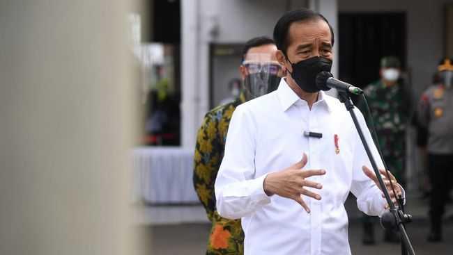 Makin Menggila, Jokowi Tagih Komitmen Kepala Daerah Atasi COVID-19