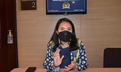 Mantap! Putri Komarudin Loloskan 3 Proposal Prioritas Indonesia dalam Y20 Summit 2021 Italia