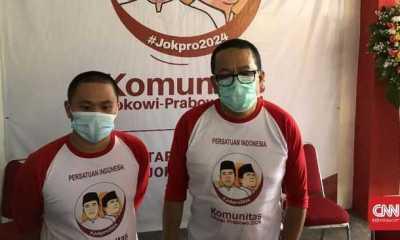 M Qodari Yakin Rakyat Indonesia Setuju Wacana Jokowi 3 Periode