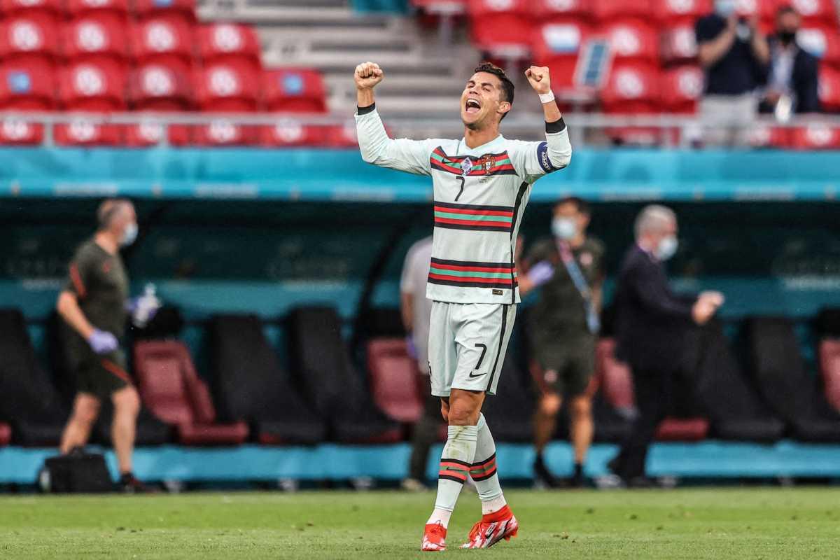 Dua Gol ke Hungaria Bawa Cristiano Ronaldo Ungguli Rekor Platini di Piala Eropa