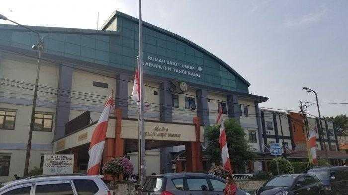 Waduh! Lonjakan Covid Buat Ruang Rawat Inap RSUD Kabupaten Tangerang Penuh dan Ratusan Nakes Terpapar Virus