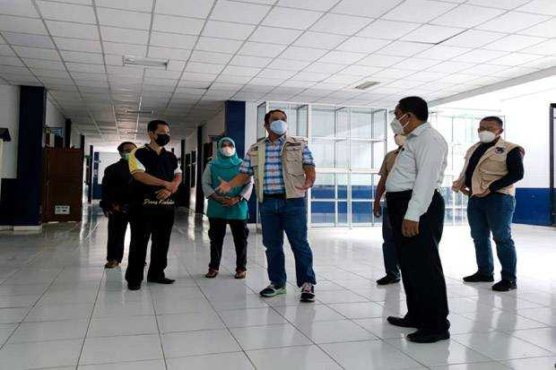Rumah Sakit Penuh, Pemkot Tangerang Sulap Sekolah Jadi Rumah Isolasi