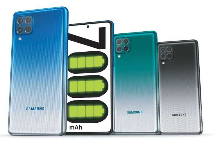 Samsung Galaxy M62, Ponsel Baterai Bongsor untuk Penghobi Film dan Gamers
