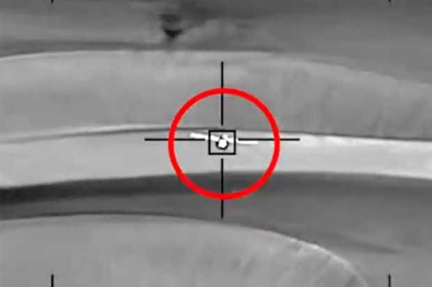 17 Drone Houthi Hancur Lebur di Tembak Tentara Arab Saudi