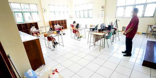 Pihak Sekolah Diingatkan Agar Tak Abai Prokes saat PTM