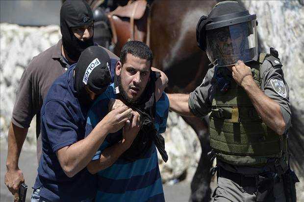 Ternyata Sejak Tahun 1967 Israel Telah Menagkap Satu Juta Warga Palestina