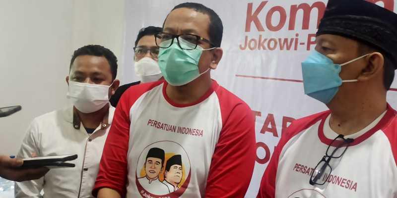 Relawan Jokpro 2024: Kita Bukan Minta Presiden Tanpa Batas, Cuma 3 Periode