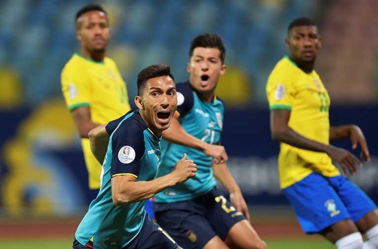 Luar Biasa, Ekuador Berhasil Lolos Perempat Final Usai Menahan Imbang Brazil