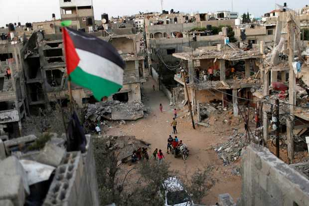 Senator AS Dari Partai Republik Blokir Bantuan untuk Palestina