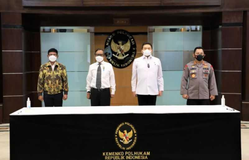 Usai SKB Implementasi UU ITE Diteken, Mahfud MD Berharap Beri Perlindungan Bagi Masyarakat