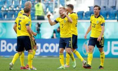 Swedia Hajar Slovakia 1-0