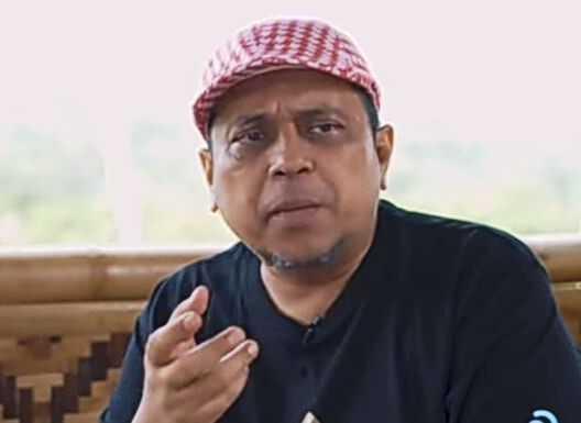 Haikal Hassan Kembali Dilaporkan Kepolisi Terkait Cuitan Hoaksnya Soal Haji di Medsos