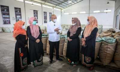 Aceh Punya Koperasi Wanita Gayo yang Mendunia