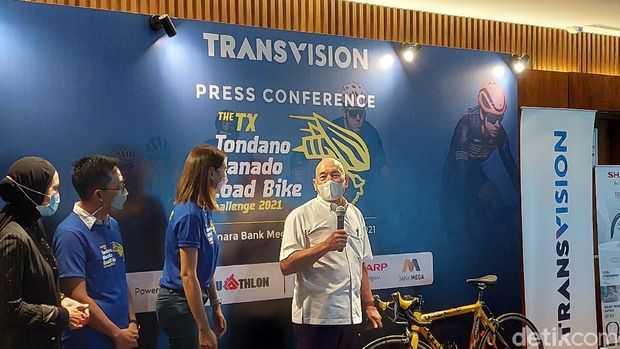 Panitia Resmi Menunda The TX Tondano Manado Road Bike Challenge 2021