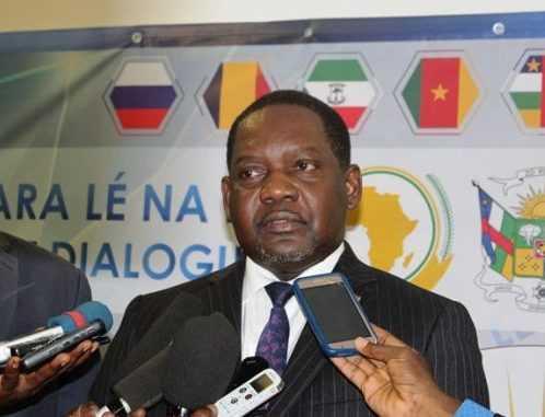 Perdana Menteri dan Pemerintah Republik Afrika Tengah Mengundurkan Diri