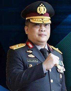 Brigjen Helmy Benarkan Saat Ini Sedang Mengusut Jaringan Dukun Pengganda Uang Penipu Obligasi Dragon China